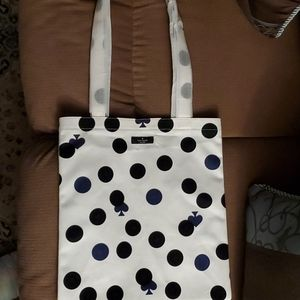 Brand new!! Kate Spade canvas tote